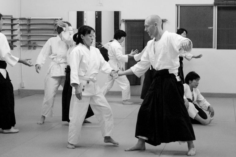 Aikido Kyoto Classes